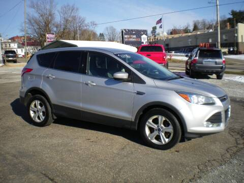 2014 Ford Escape for sale at Starrs Used Cars Inc in Barnesville OH