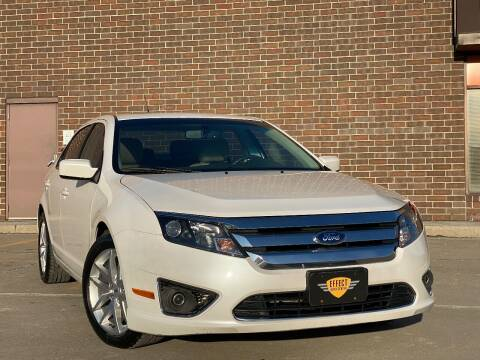 2012 Ford Fusion for sale at Effect Auto Center in Omaha NE