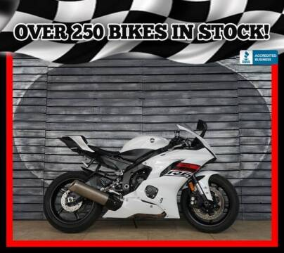2019 Yamaha YZF-R6 for sale at Motomaxcycles.com in Mesa AZ