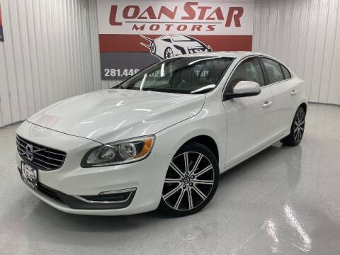2014 Volvo S60 for sale at Loan Star Motors in Humble TX