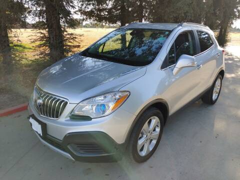 2016 Buick Encore for sale at Gold Rush Auto Wholesale in Sanger CA
