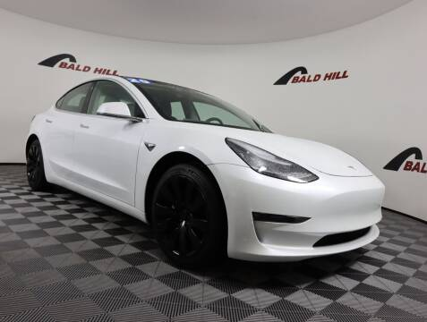 2020 Tesla Model 3 for sale at Bald Hill Kia in Warwick RI