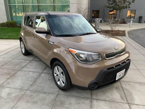 2015 Kia Soul for sale at Top Motors in San Jose CA