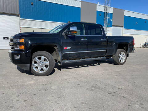 2017 Chevrolet Silverado 2500HD for sale at Truck Buyers in Magrath AB