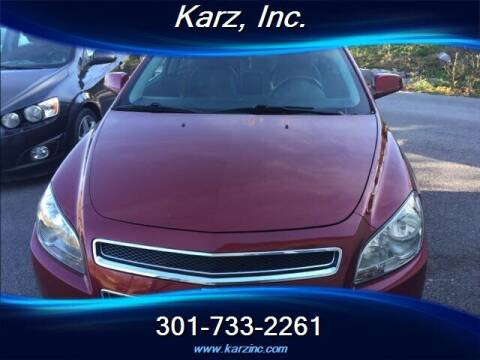 2008 Chevrolet Malibu for sale at Karz INC in Funkstown MD