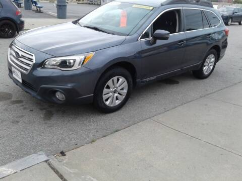 2016 Subaru Outback for sale at Nelsons Auto Specialists in New Bedford MA