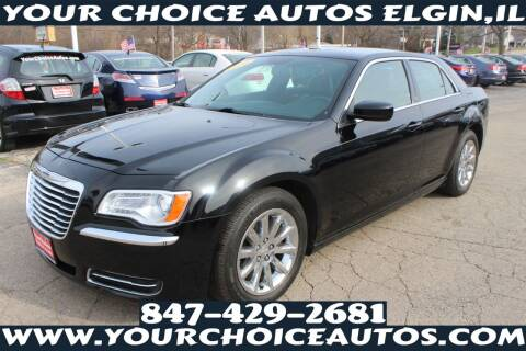 2014 Chrysler 300 for sale at Your Choice Autos - Elgin in Elgin IL