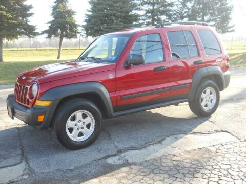 2007 Jeep Liberty for sale at Hern Motors - 111 Hubbard Youngstown Rd Lot in Hubbard OH