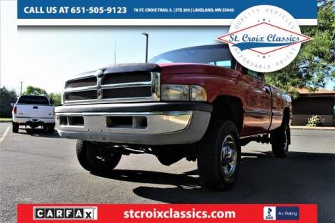 1994 Dodge Ram Pickup 2500 for sale at St. Croix Classics in Lakeland MN