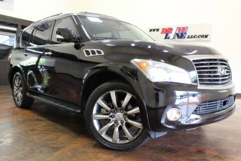 2011 Infiniti QX56 for sale at Driveline LLC in Jacksonville FL