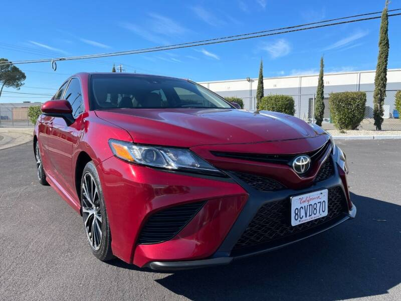 2018 Toyota Camry for sale at Approved Autos in Sacramento CA