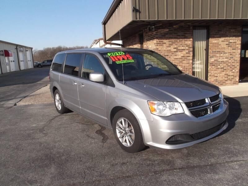 2016 Dodge Grand Caravan for sale at Dietsch Sales & Svc Inc in Edgerton OH