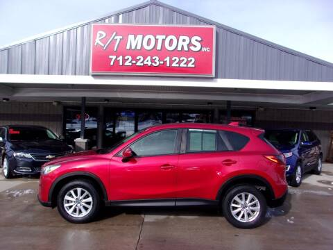 2015 Mazda CX-5 for sale at RT Motors Inc in Atlantic IA