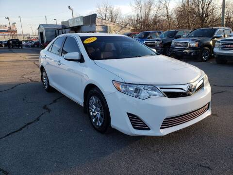 2014 Toyota Camry for sale at LexTown Motors in Lexington KY