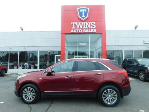 2018 Cadillac XT5 for sale at Twins Auto Sales Inc Redford 1 in Redford MI