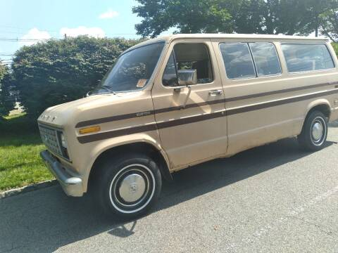 1979 Ford E-Series Cargo for sale at Jan Auto Sales LLC in Parsippany NJ