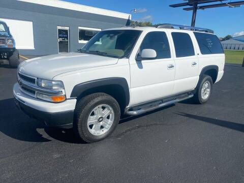 2006 Chevrolet Suburban for sale at Eagle Auto LLC in Green Bay WI