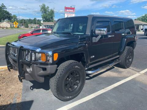 2007 HUMMER H3 for sale at HILLS AUTO LLC in Henryville IN