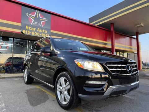 2013 Mercedes-Benz M-Class for sale at Star Auto Inc. in Murfreesboro TN