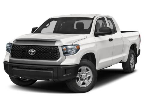 2019 Toyota Tundra for sale at GRIEGER'S MOTOR SALES CHRYSLER DODGE JEEP RAM in Valparaiso IN