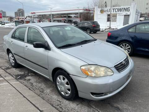 2005 Toyota Corolla for sale at Dennis Public Garage in Newark NJ