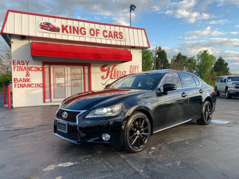 2013 Lexus GS 350 for sale at King of Cars LLC in Bowling Green KY