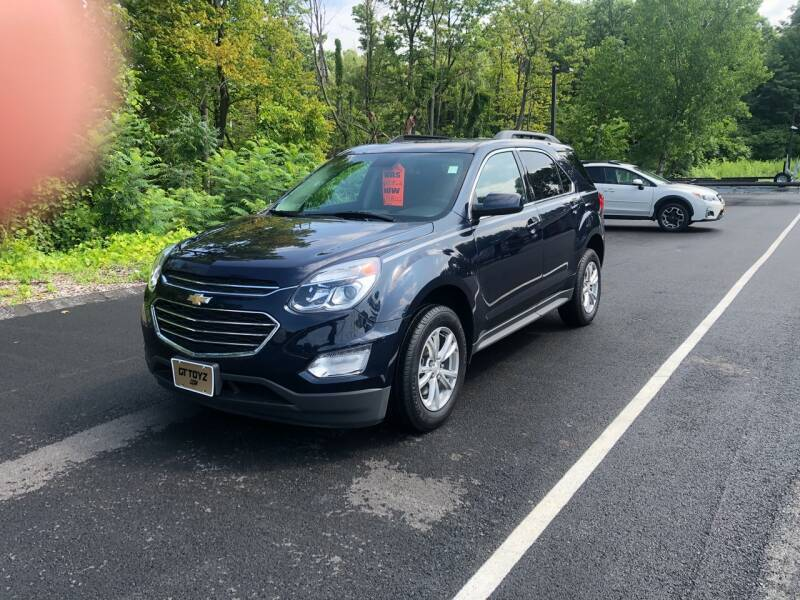 2017 Chevrolet Equinox for sale at GT Toyz Motorsports & Marine in Halfmoon NY