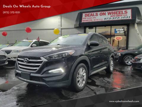 2017 Hyundai Tucson for sale at Deals On Wheels Auto Group in Irvington NJ