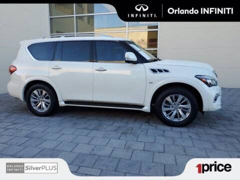 2017 Infiniti QX80 for sale at Orlando Infiniti in Orlando FL