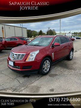 2015 Cadillac SRX for sale at Sapaugh Classic Joyride in Salem MO