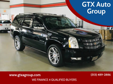 2014 Cadillac Escalade for sale at GTX Auto Group in West Chester OH