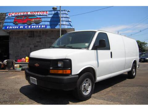 2012 Chevrolet Express Cargo for sale at Scheuer Motor Sales INC in Elmwood Park NJ
