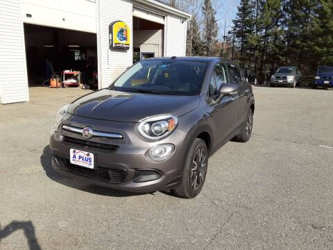 2016 FIAT 500X for sale at A-Plus Motors in Alton ME