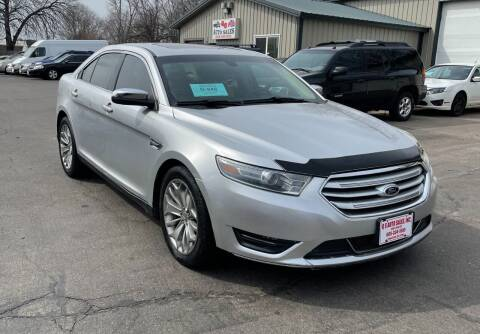 2013 Ford Taurus for sale at QS Auto Sales in Sioux Falls SD