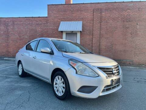 2016 Nissan Versa for sale at Pristine AutoPlex in Burlington NC