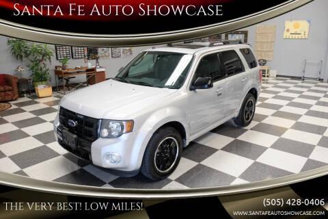 2011 Ford Escape for sale at Santa Fe Auto Showcase in Santa Fe NM