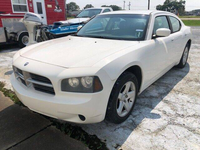 2010 Dodge Charger for sale at Rabeaux's Auto Sales in Lafayette LA