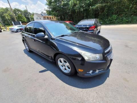 2013 Chevrolet Cruze for sale at GEORGIA AUTO DEALER, LLC in Buford GA