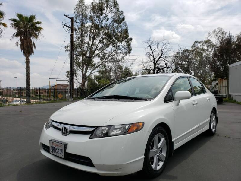 2008 Honda Civic for sale at First Shift Auto in Ontario CA