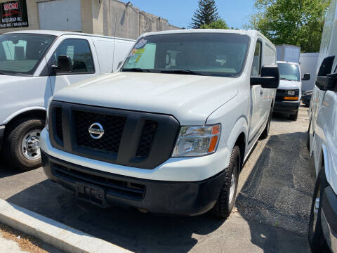 2016 Nissan NV Cargo for sale at Maple Street Auto Center in Marlborough MA