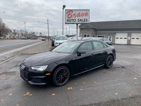 2018 Audi A4 for sale at Bravo Auto Sales in Whitesboro NY