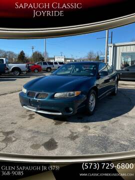 1997 Pontiac Grand Prix for sale at Sapaugh Classic Joyride in Salem MO