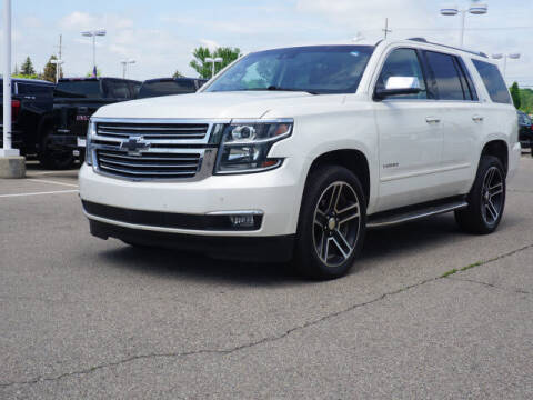2015 Chevrolet Tahoe for sale at Suburban Chevrolet of Ann Arbor in Ann Arbor MI