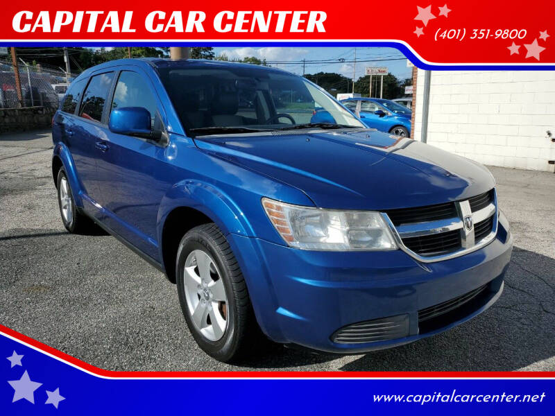 2009 Dodge Journey for sale at CAPITAL CAR CENTER in Providence RI