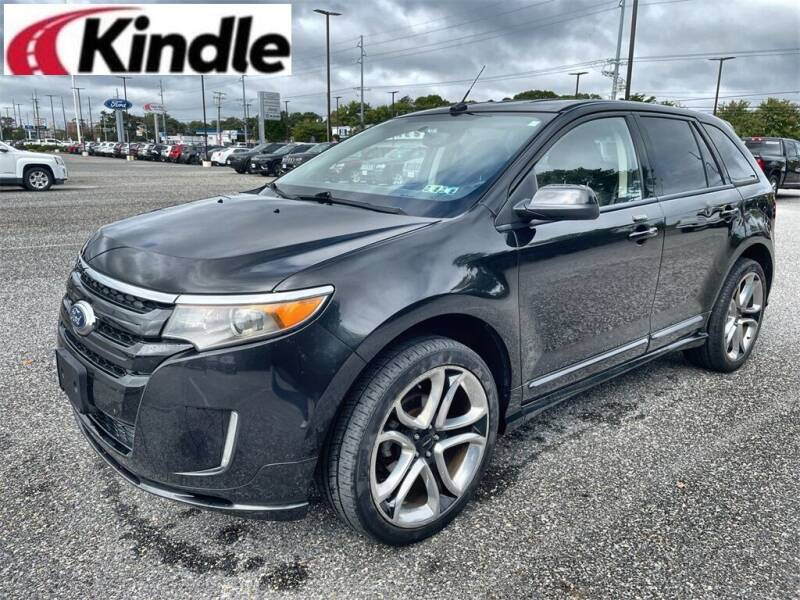 2013 Ford Edge for sale at Kindle Auto Plaza in Cape May Court House NJ