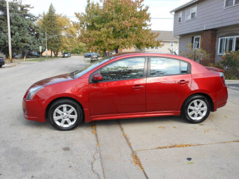 2011 Nissan Sentra for sale at Grand River Auto Sales in River Grove IL