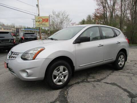 2014 Nissan Rogue Select for sale at AUTO STOP INC. in Pelham NH