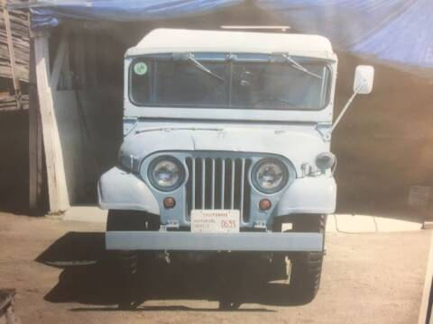 1953 Willys Jeep for sale at Classic Car Deals in Cadillac MI