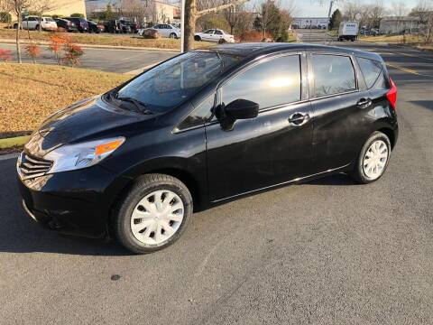 2015 Nissan Versa Note for sale at Dreams Auto Group LLC in Sterling VA