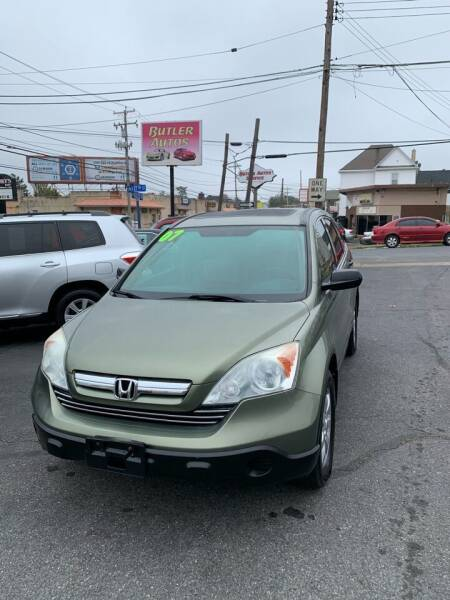 2008 Honda CR-V for sale at Butler Auto in Easton PA
